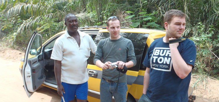Reisebericht Nigeria 2011