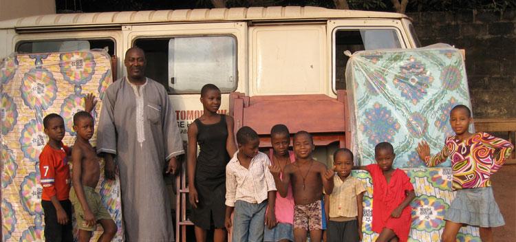 Travel story Nigeria 2012